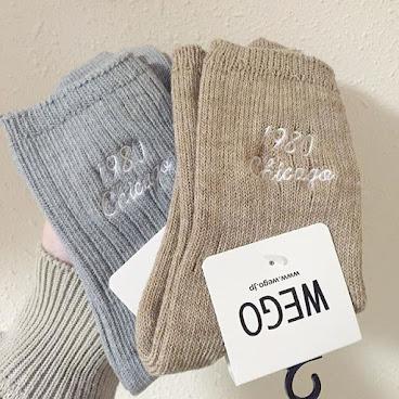 ᴍᴀʀ.2016/ #現貨 #日本 早前Hailey於日本帶回來的襪子👟 每款數量有限 售完不設補貨喔 - 日本短襪 / HKD28對 兩對以上包郵💌