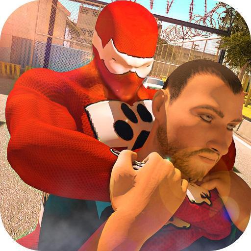 Spider Hero Combat City Battle: Best Crime Fighter