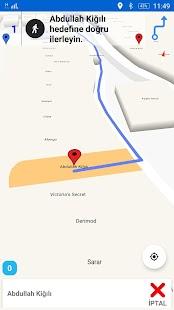 Piri Indoor Navigation - náhled