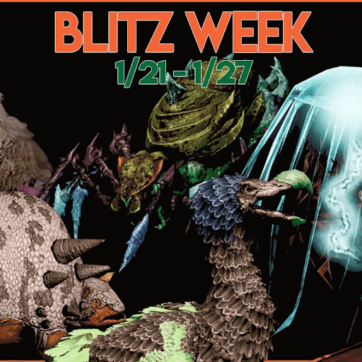 「BLITZ WEEK」の詳細とスケジュール