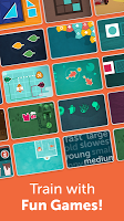 screenshot of Lumosity: #1 Brain Games & Cognitive Training App