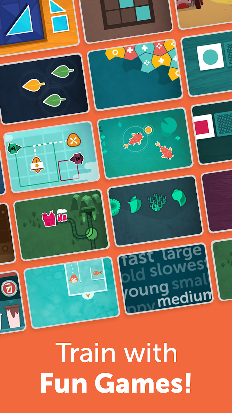Lumosity: #1 Brain Games & Cognitive Training App Screenshot 1