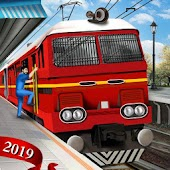 Train Simulator Games : Train Games Icon