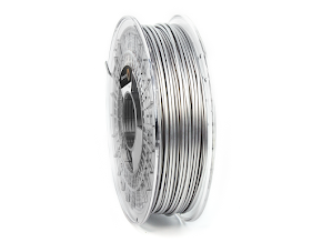 Fillamentum Extrafill Rapunzel Silver PLA - 3.00mm (0.75kg)