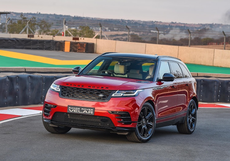 The Range Rover Velar is extremely strong in the looks department
