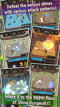 Dungeon999F apk screenshot