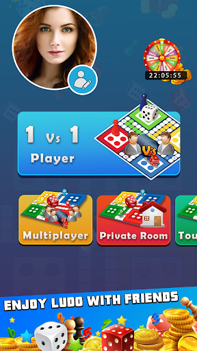 King of Ludo Dice Game with Free Voice Chat 2020 1.5.2 de.gamequotes.net 1