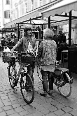 Quattro chiacchiere al mercato! di Michela.S69