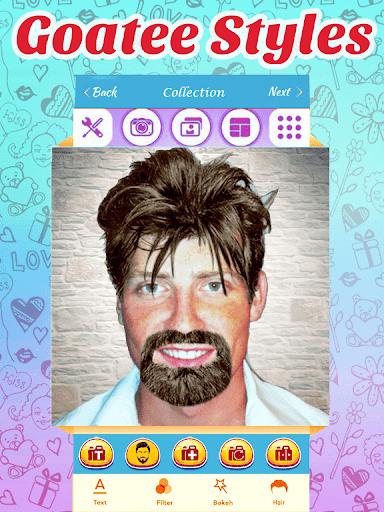 Download Hair Makeup : Beard Style 2017 Google Play softwares