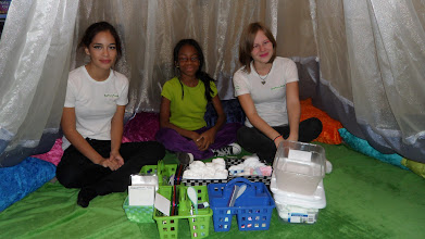 Photo: Spa Party Staff at one of our Spa Parties by http://www.BestPartyPlanner.net
