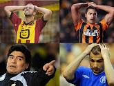 De gevolgen voor bekende gevallen van cocaïnegebruikers uit de voetbalwereld