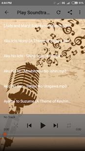 OST SamuraiX - náhled