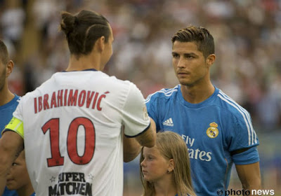 Cristiano Ronaldo, véritable bête noire de Zlatan Ibrahimovic