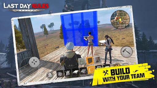 Last Day Rules: Survival astuce APK MOD capture d'écran 1