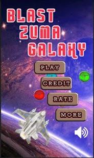 Blast Zuma Galaxy - náhled