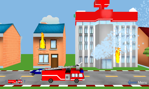 Kids Fire Truck 1.6 screenshots 2