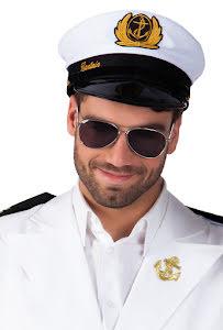Solglasögon, pilot/polis