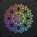 Coloring book for me - Mandala & Antistress icon