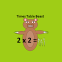 Times Table Beast icon
