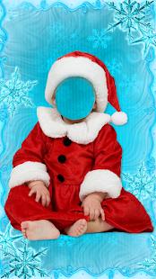 Veselé Vánoce Foto Editor - náhled