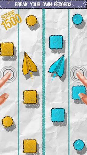 course d'avions en papier ✈️  captures d'écran 2