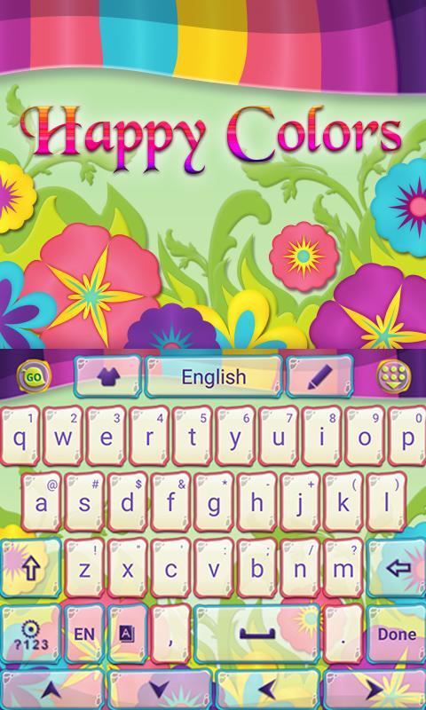 Happy-Colors-GO-Keyboard 8