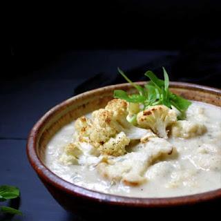 Creamy Roasted Cauliflower and Lima Bean Stew Recipe