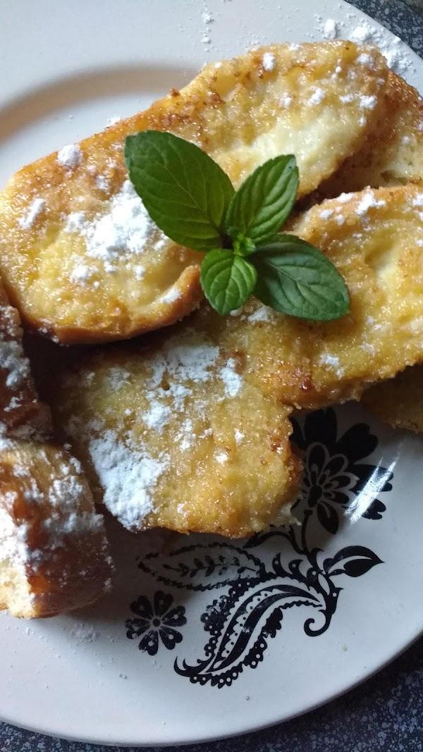 Filipino - Caramel French Toast Recipe