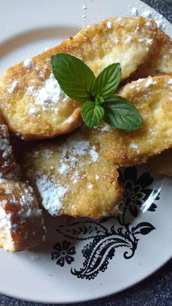 Filipino - Caramel French Toast