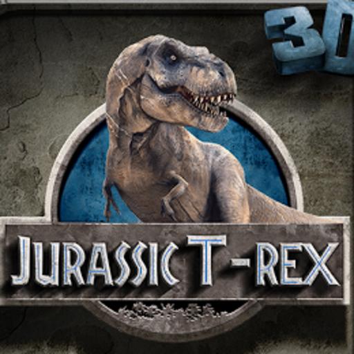 Jurassic T-Rex : Dinosaur (game)