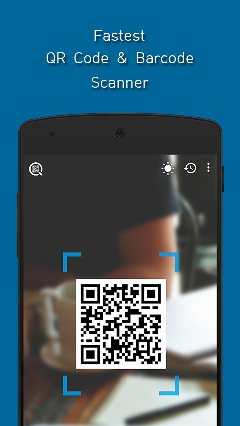 quick qr code scanner android apps on google play. Black Bedroom Furniture Sets. Home Design Ideas