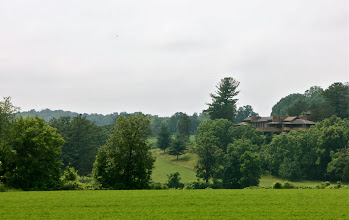 Photo: view from road