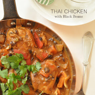 Thai Chicken with Black Beans