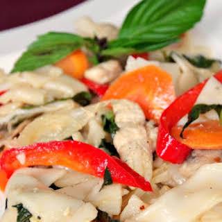 Restaurant Quality Pad Kee Mao – Thai Drunken Noodles.