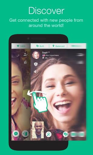 Azar Screenshot