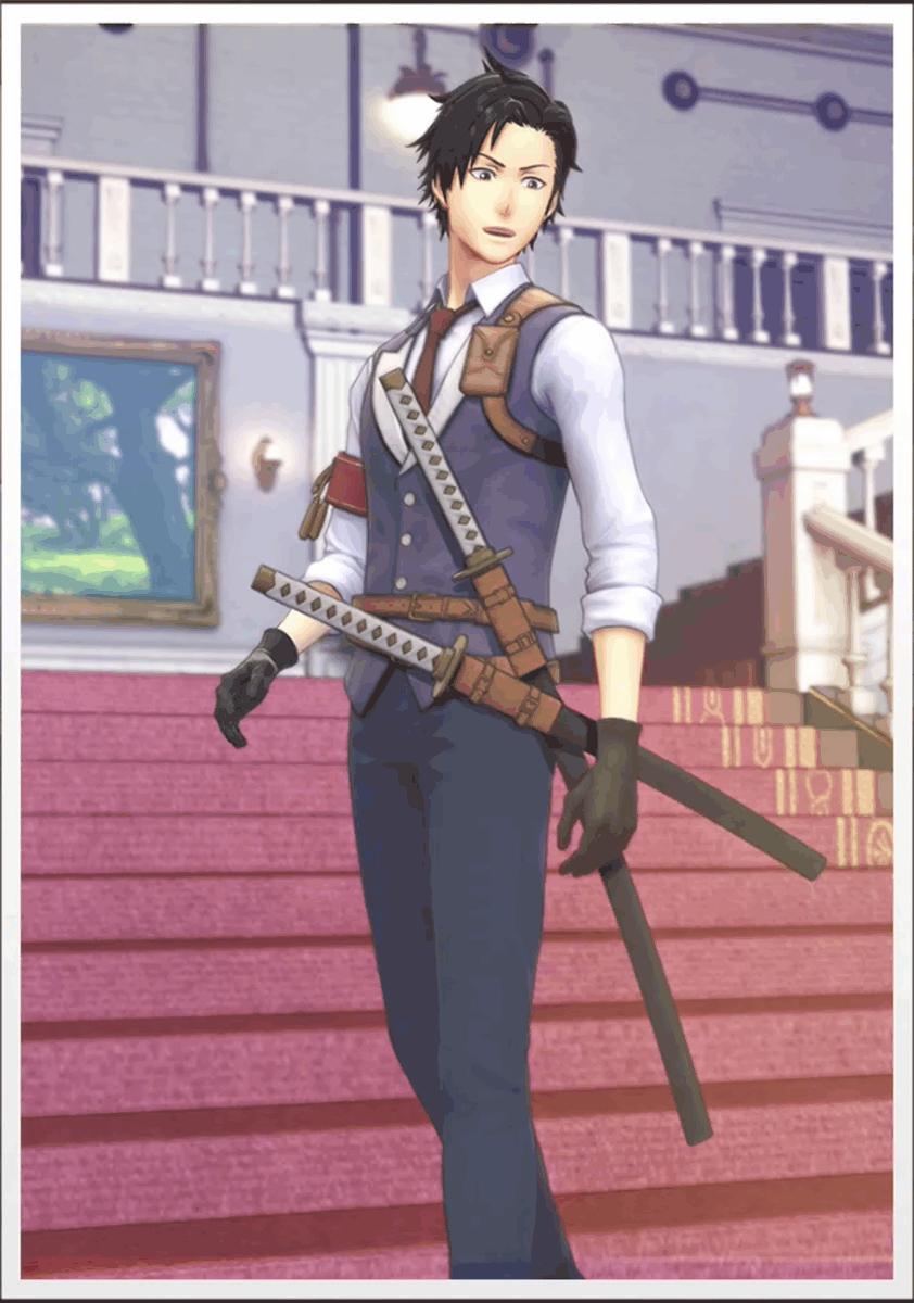 帝国紳士 神山誠十郎