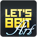 Let's 8 bit Art icon
