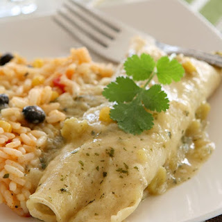 Chicken Enchiladas With Cream Of Chicken Soup Recipes