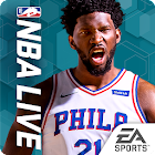 NBA LIVE Mobile Basquete icon
