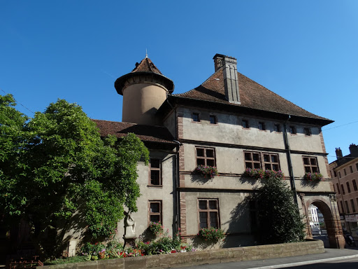 Hôtel de ville de Rambervillers classé monument historique