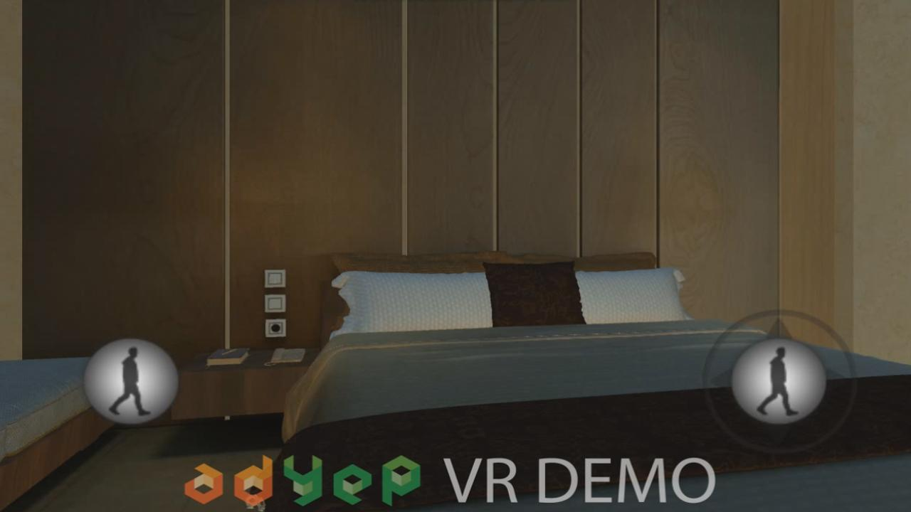 Real Estate VR Demo- screenshot