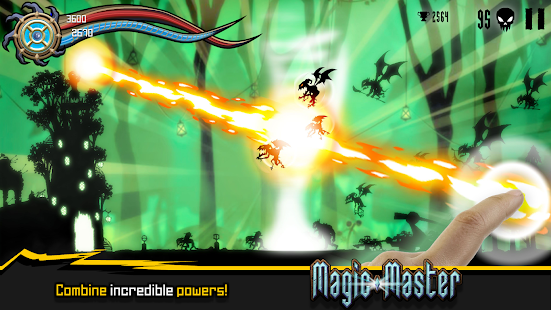 Magic Master - Freie turmverteidigung Screenshot