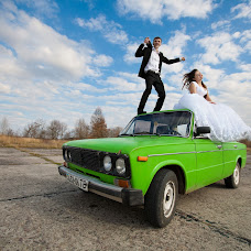 Wedding photographer Oleg Cyb (Pavu4ok). Photo of 06.04.2014