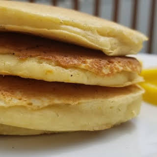 Beyond Fluffy Lemon Ricotta Pancakes.