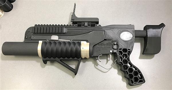 Распечатанный на 3D-принтере гранатомет успешно прошел тесты
