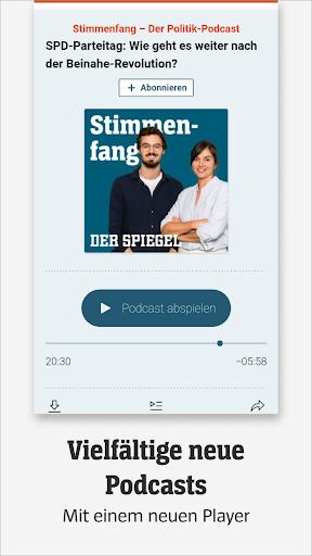 DER SPIEGEL - Nachrichten 4.1.2 screenshots 7