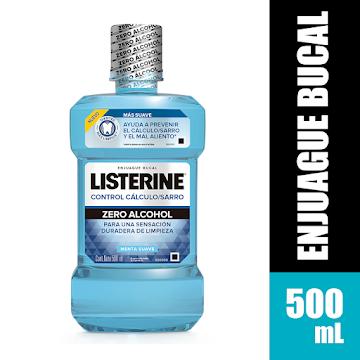 Enjuague Bucal Listerine