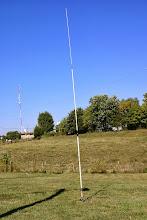 Photo: 28.2995 WB9OTX Beacon Antenna