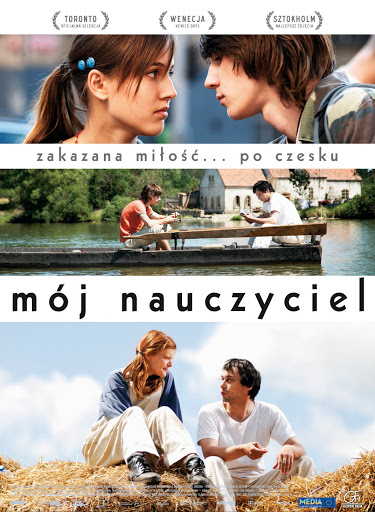 Polski plakat filmu 'Mój Nauczyciel'