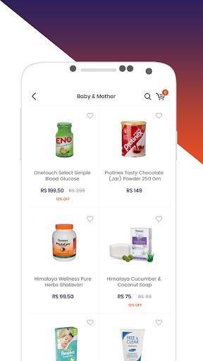 kickill - Budget pharmacy medicines 3.1.0 screenshots 5